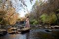 Roswell Mill Maternity Session
